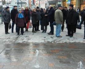30.11.2012 Übergabe des Marienplatzes in Schwerin