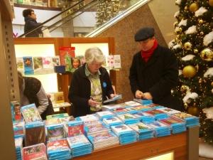 26.11.2012 Linksfraktion Schwerin unterstützt Unicef