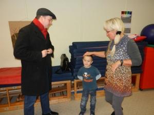 16.11.20112 Henning Foerster las am bundesweiten Vorlesetag vor.